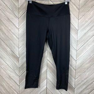 Z by Zella cropped mesh insert leggings